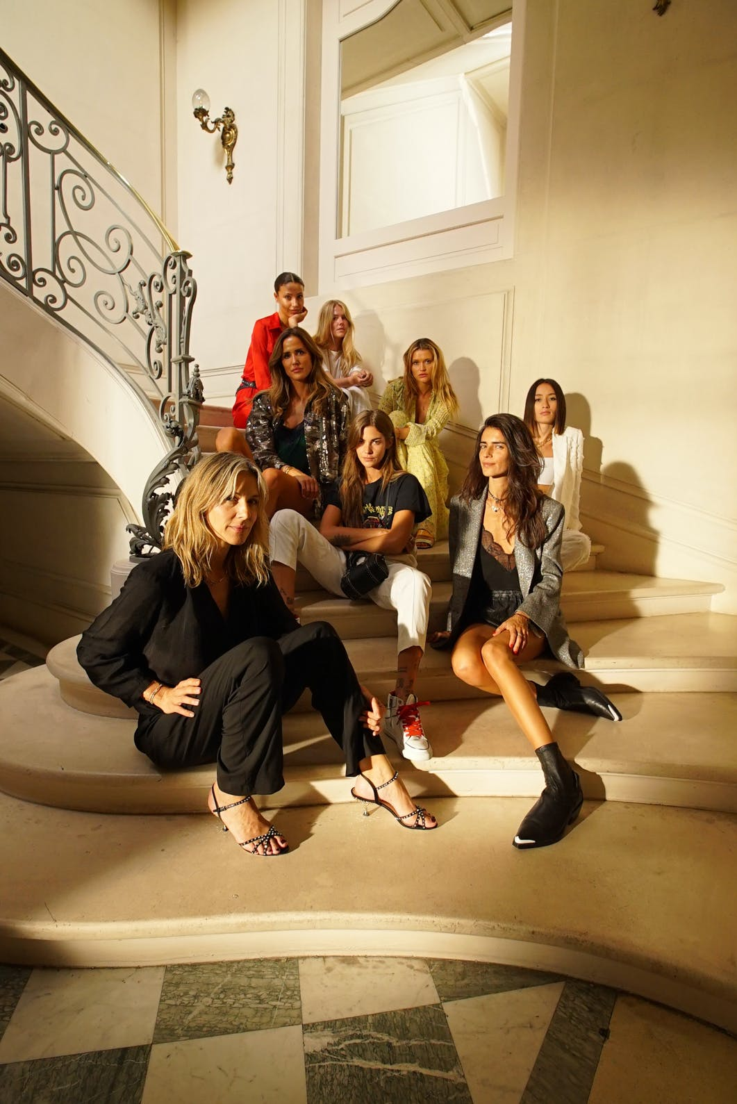 Zadig&Voltaire introduces members of the ZV TRIBE