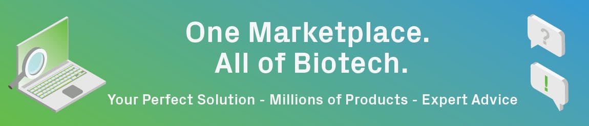 One Marketplace. All of Biotech. Your Perfect Solution - Millions of Products - Expert Advice