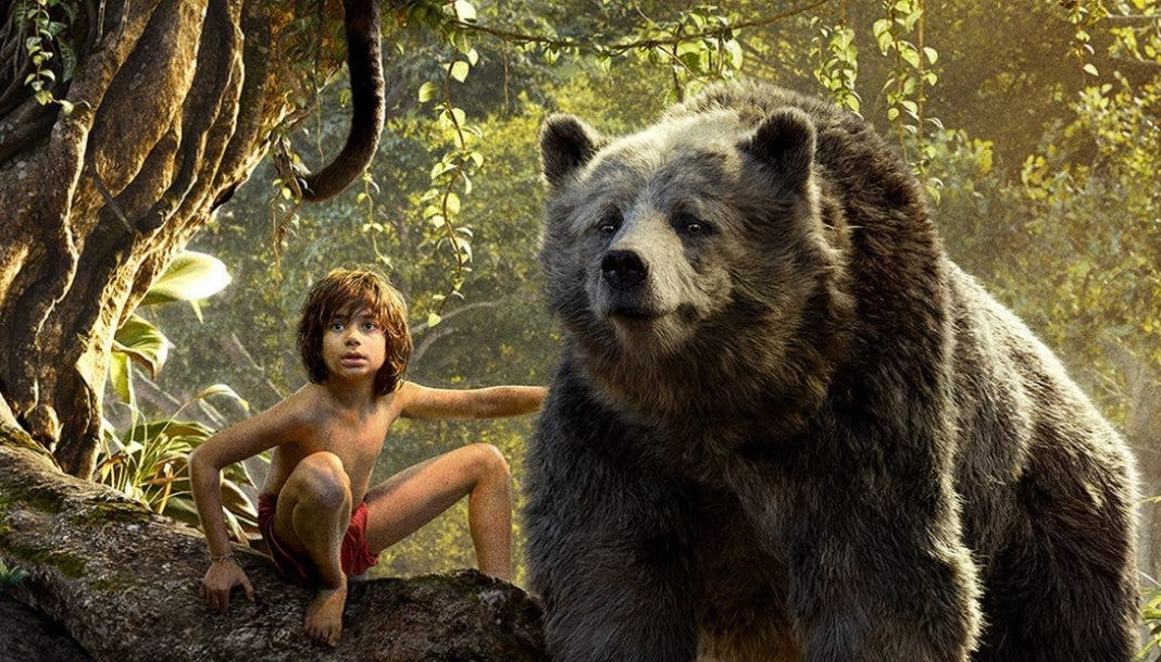 mogli, o menino lobo