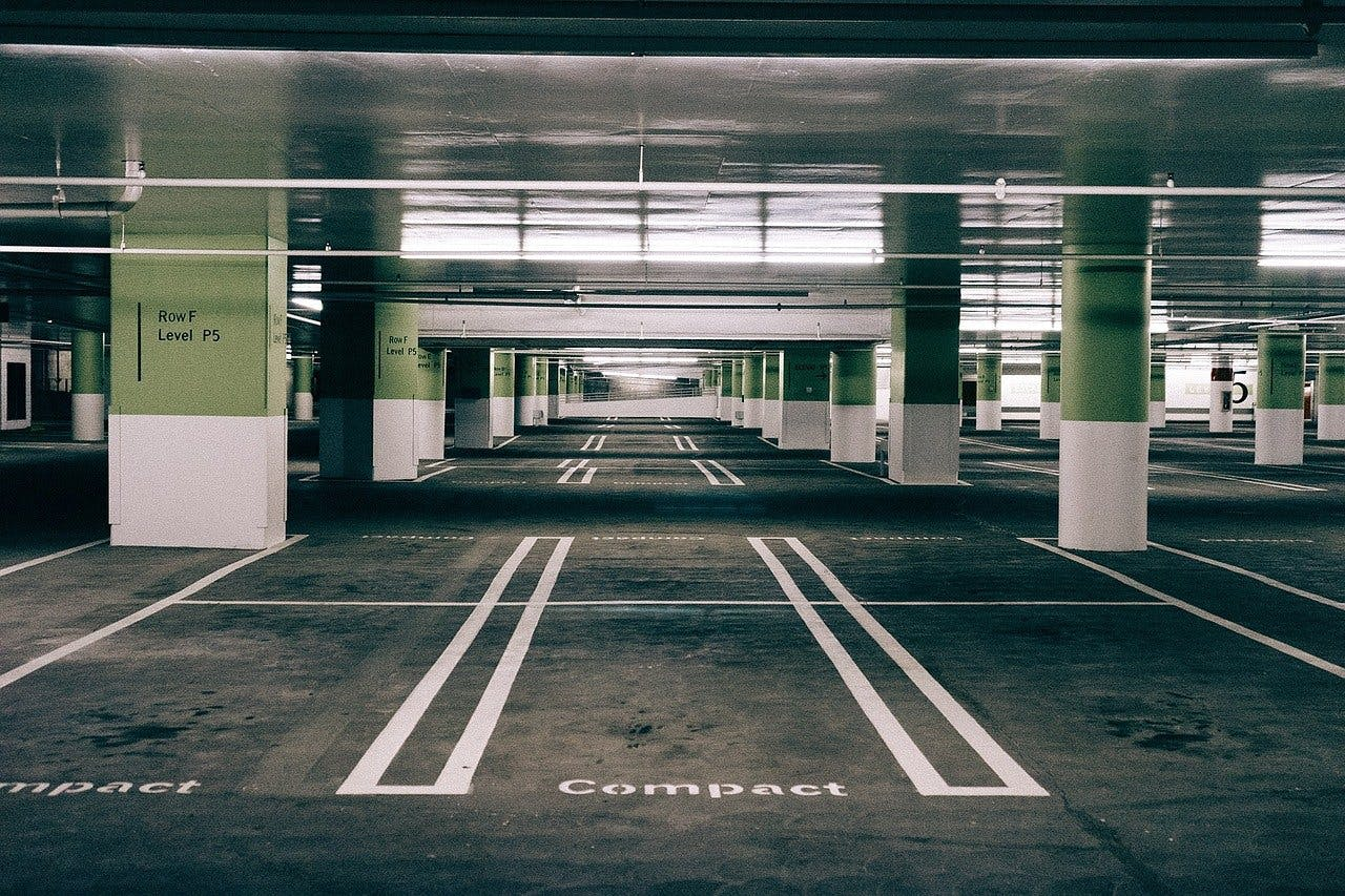 Parking Zenpark