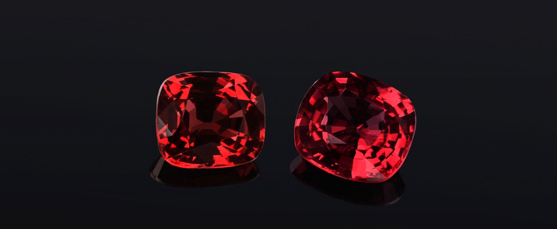 Spinel stanowi idealną alternatywę dla rubinu.