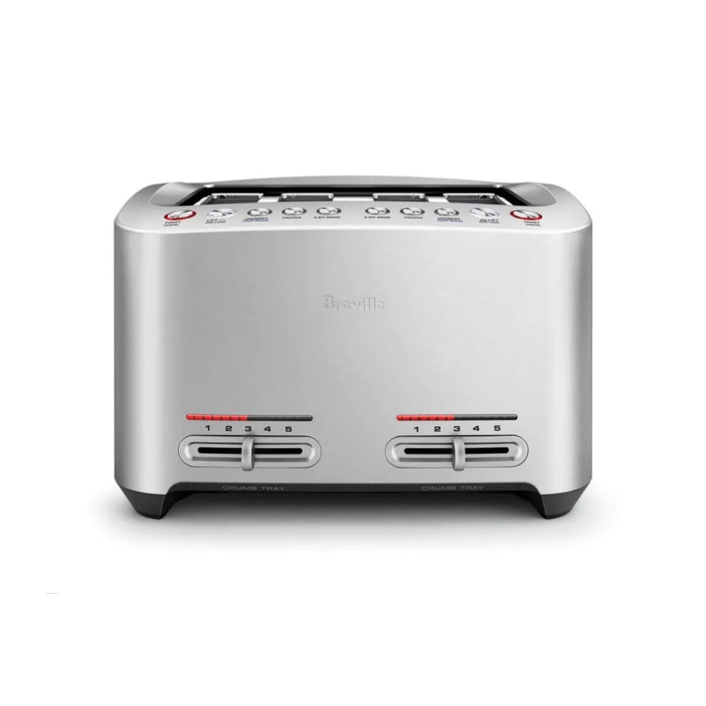 Breville the Smart Toast 4-Slice Toaster