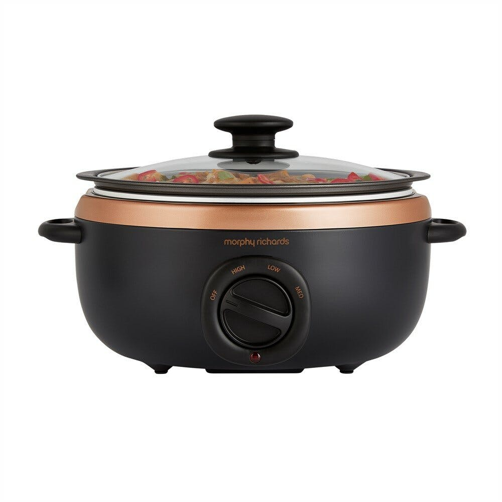 Morphy Richards 3.5L Sear and Stew Slow Cooker