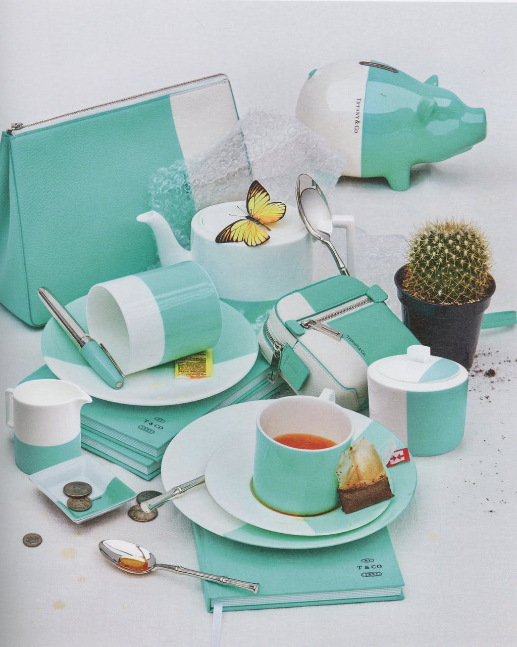 Work for Tiffany & Co.