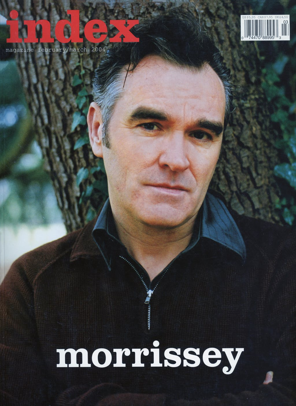 Morrissey by Wolfgang Tillmans