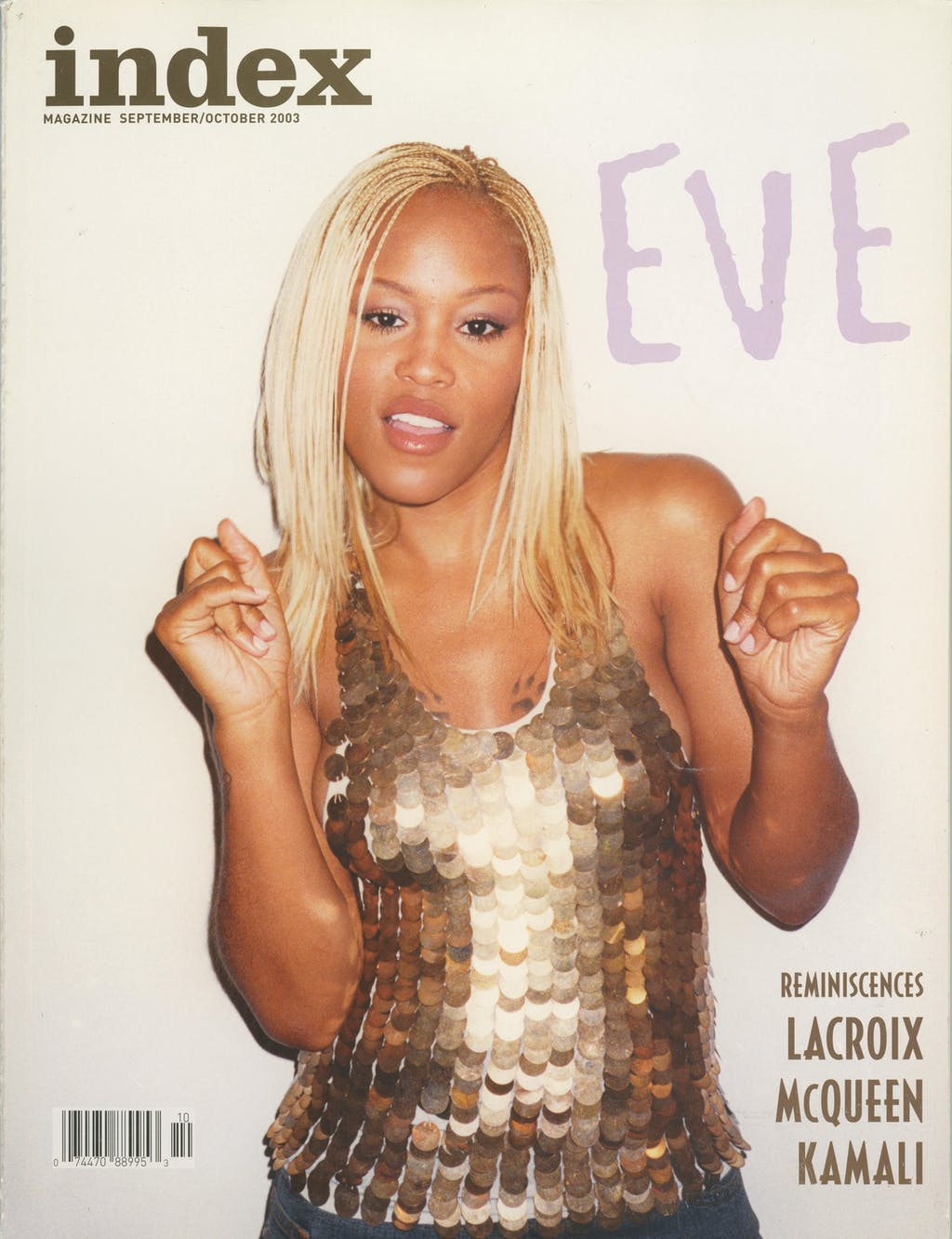 Eve by Terry Richardson