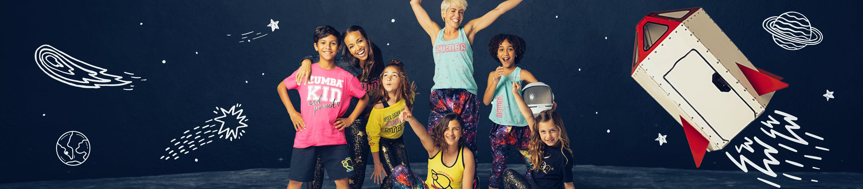 Zumba Wear Juniors 2020