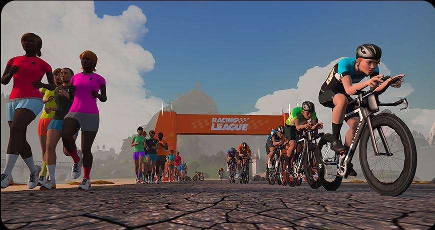 Zwift Duathlon League