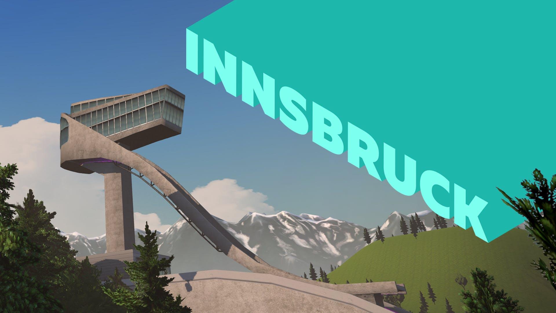 2. Etappe: Innsbruck