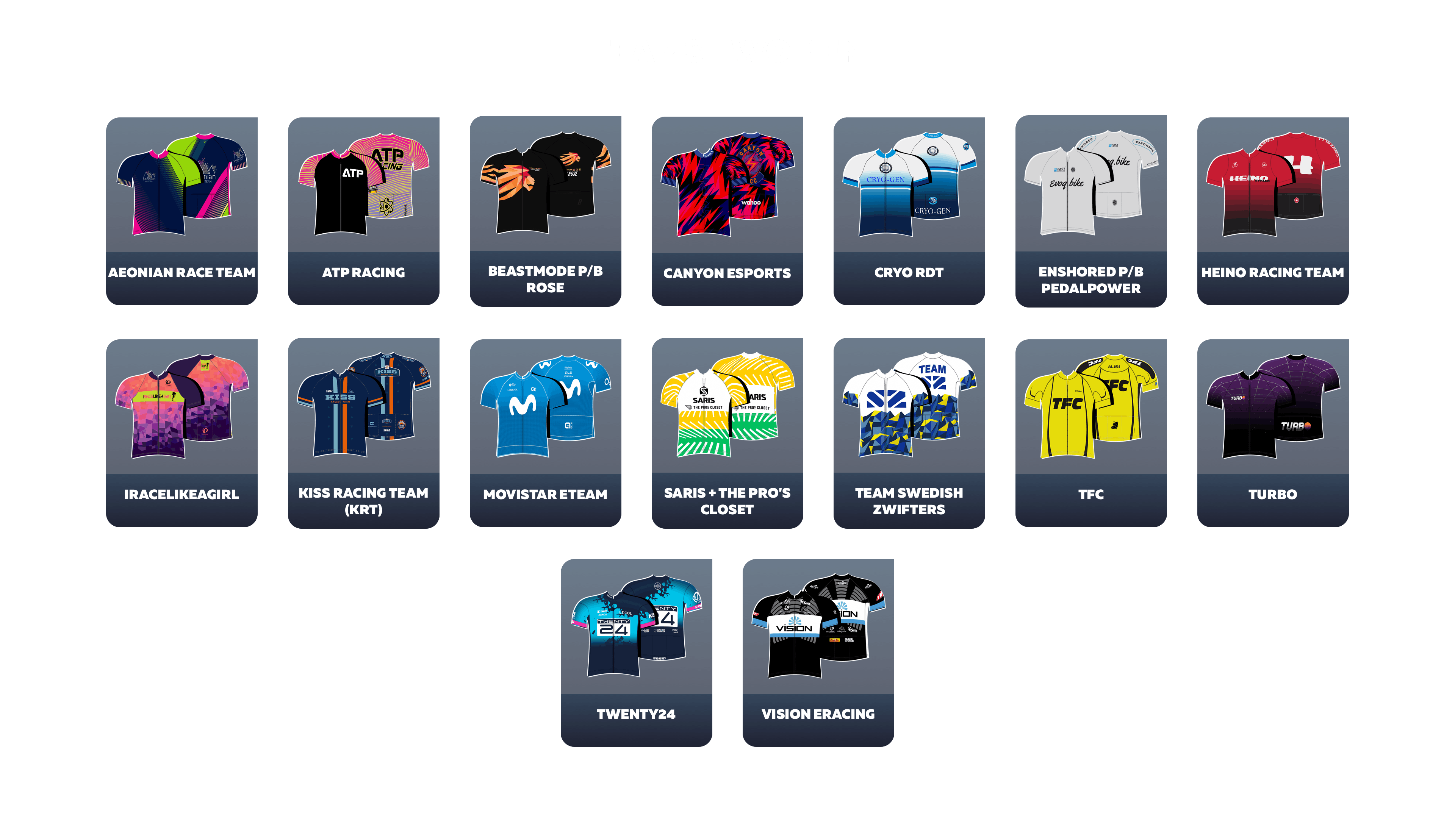 Women's Teams