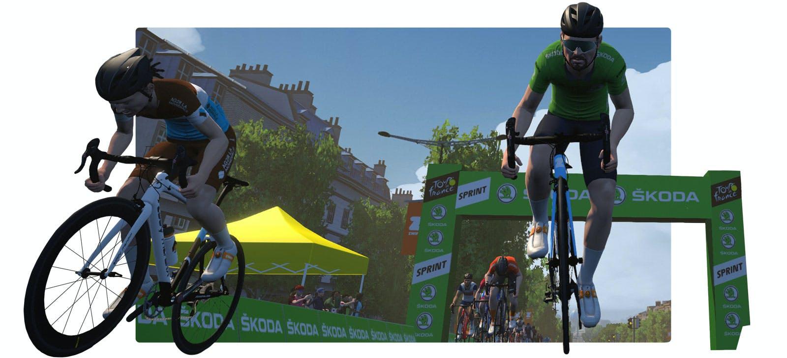Stage 6: France's Champs-Élysées