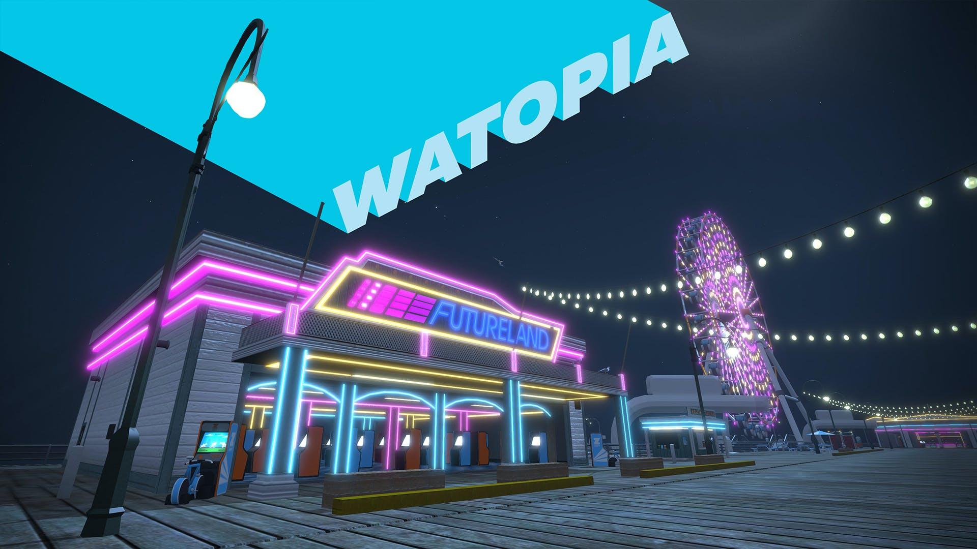 3. Etappe: Watopia