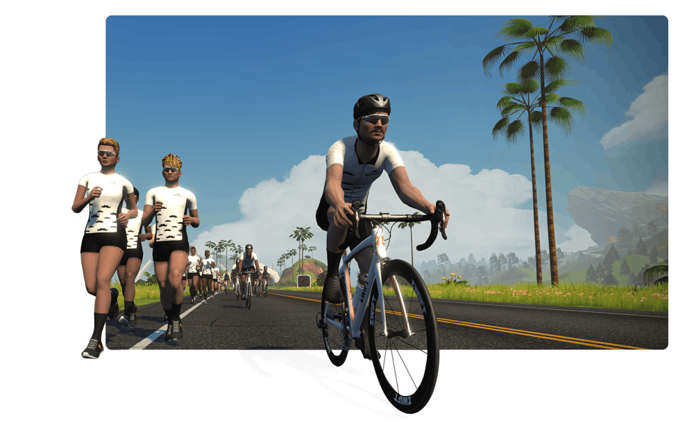 ABOUT ZWIFT X MOVEMBER