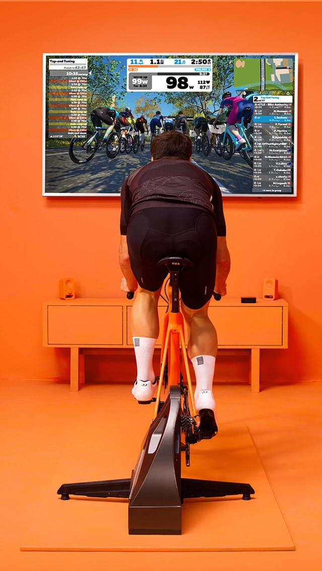 Zwift training community