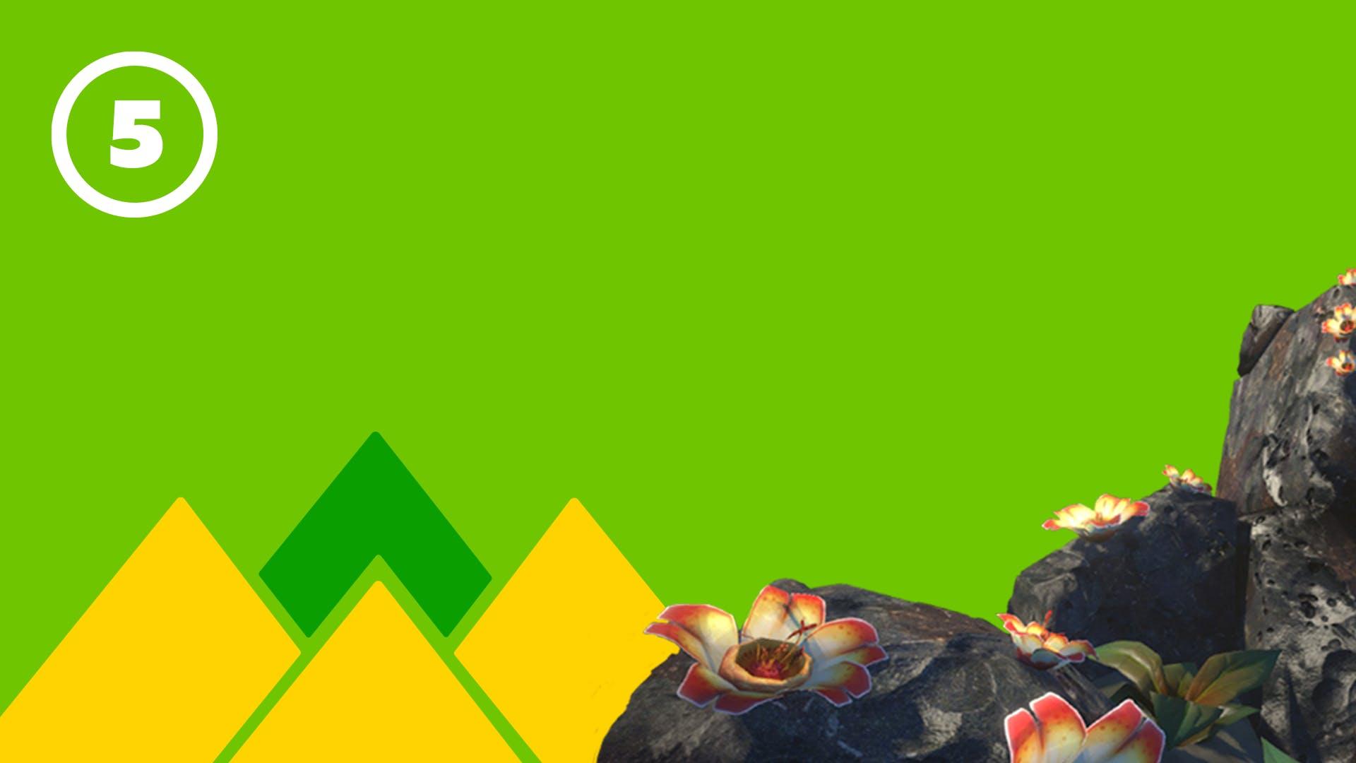 5. ETAPPE: The Volcano
