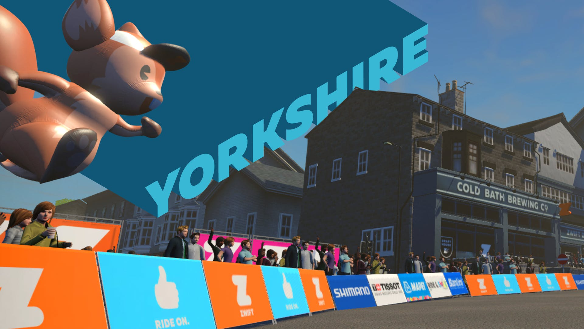 Stage 7: Yorkshire