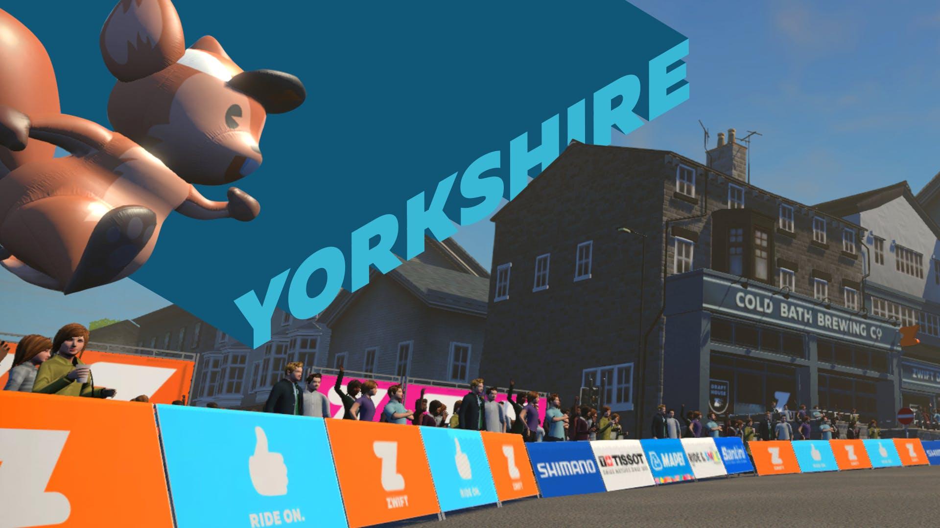 7. Etappe: Yorkshire