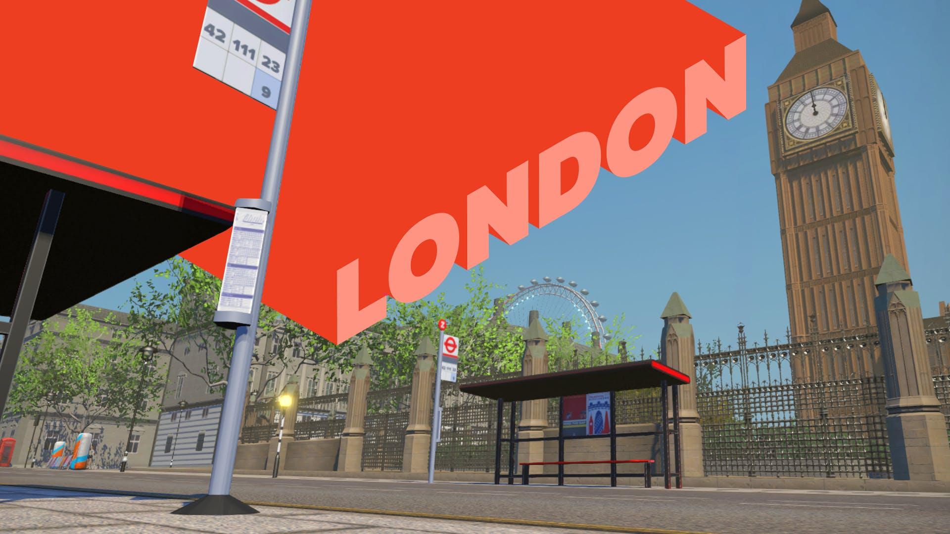 1. Etappe: London