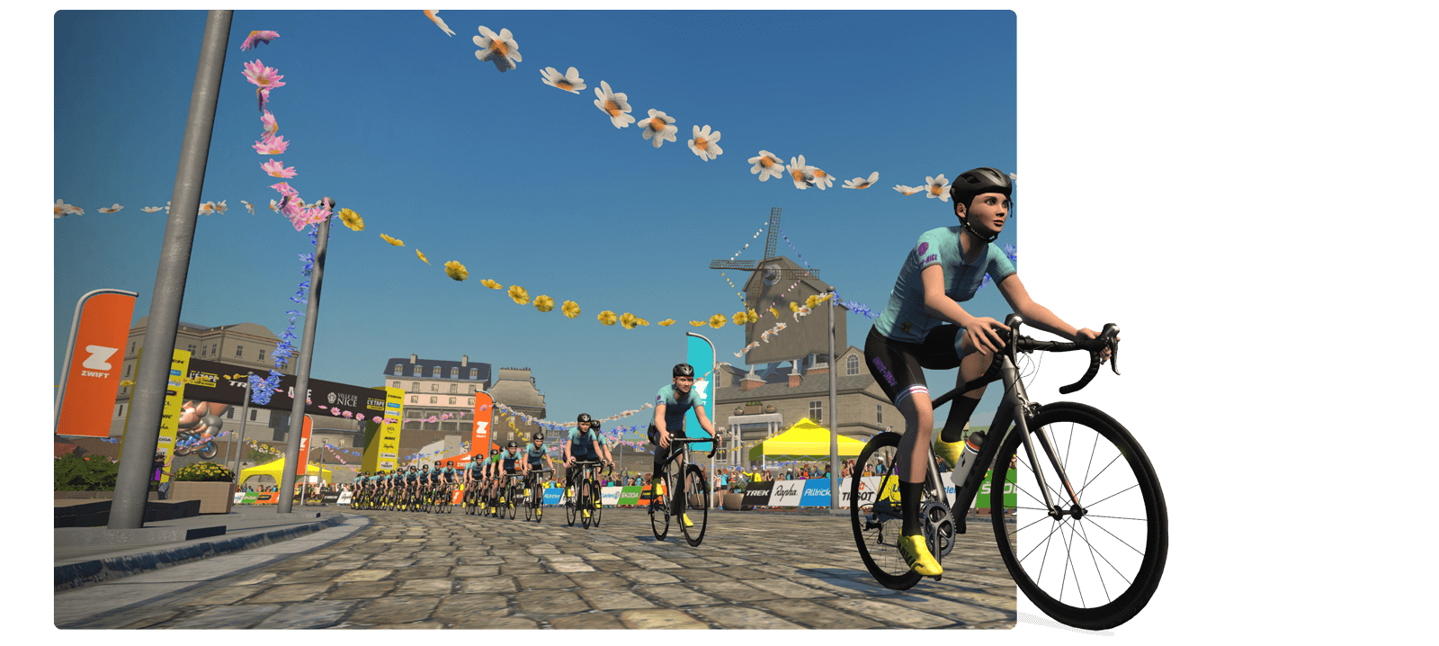 Virtual L'Étape du Tour de France  Casse-Pattes