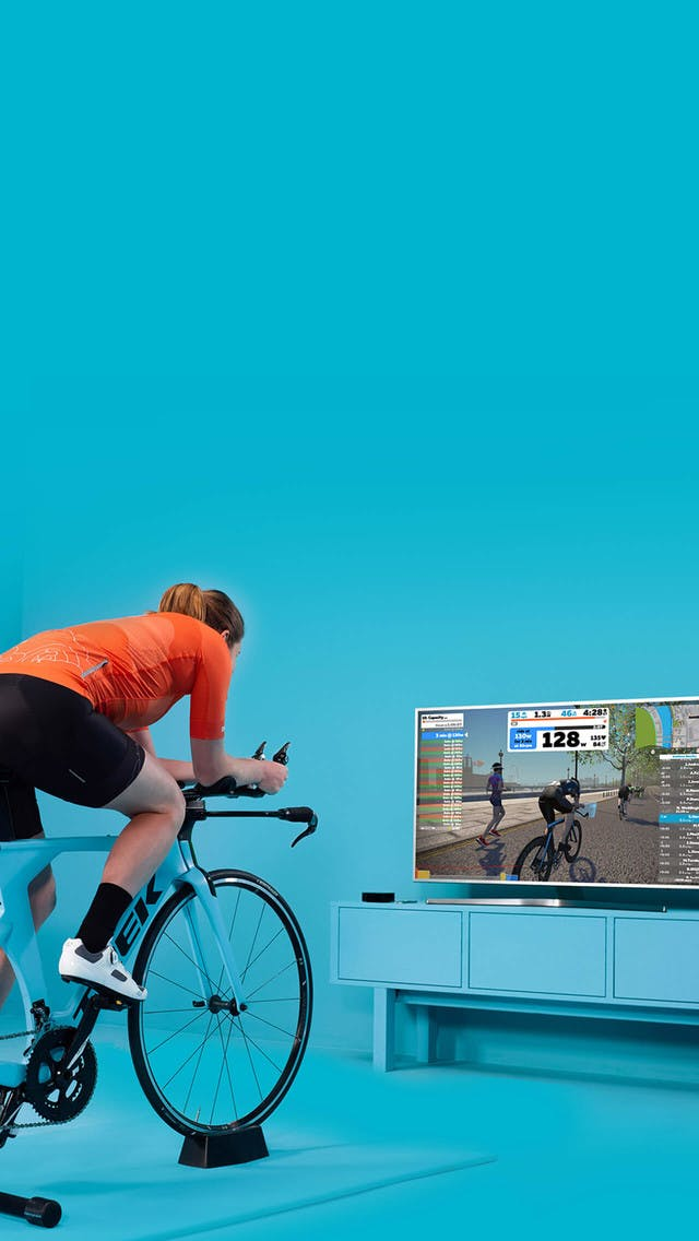 Chase goals with Zwift community
