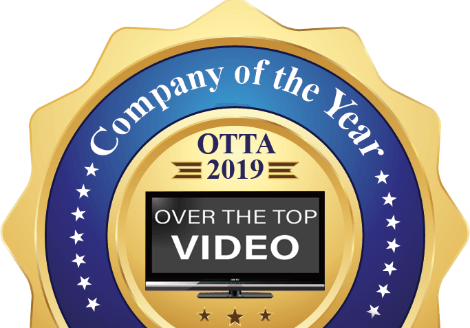 Zype Wins OTT Exec Company of the Year 2019