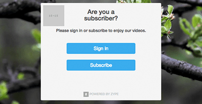 Now Playing: Embeddable Subscriptions Beta
