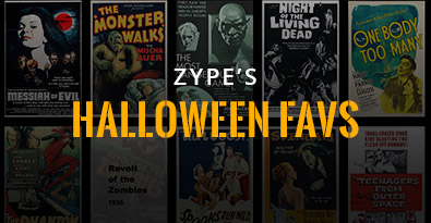 Zype's Top Picks for Halloween 2016: Five Days of Fright, Fun & Fantasy