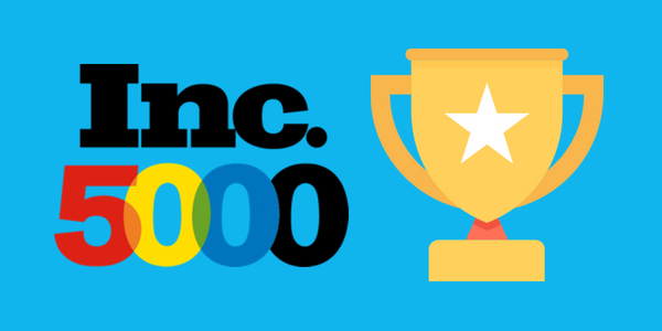 We're on a Roll!  Zype's Included in the Inc. 5000
