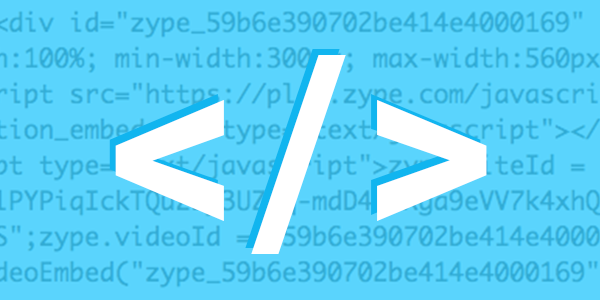 Embeddables Roundup - What you Can Do with Zype's Embed Services