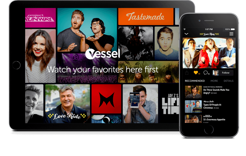 Can the Vessel Subscription Video Service Compete with YouTube?